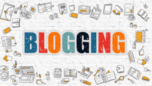Blogging for content marketing