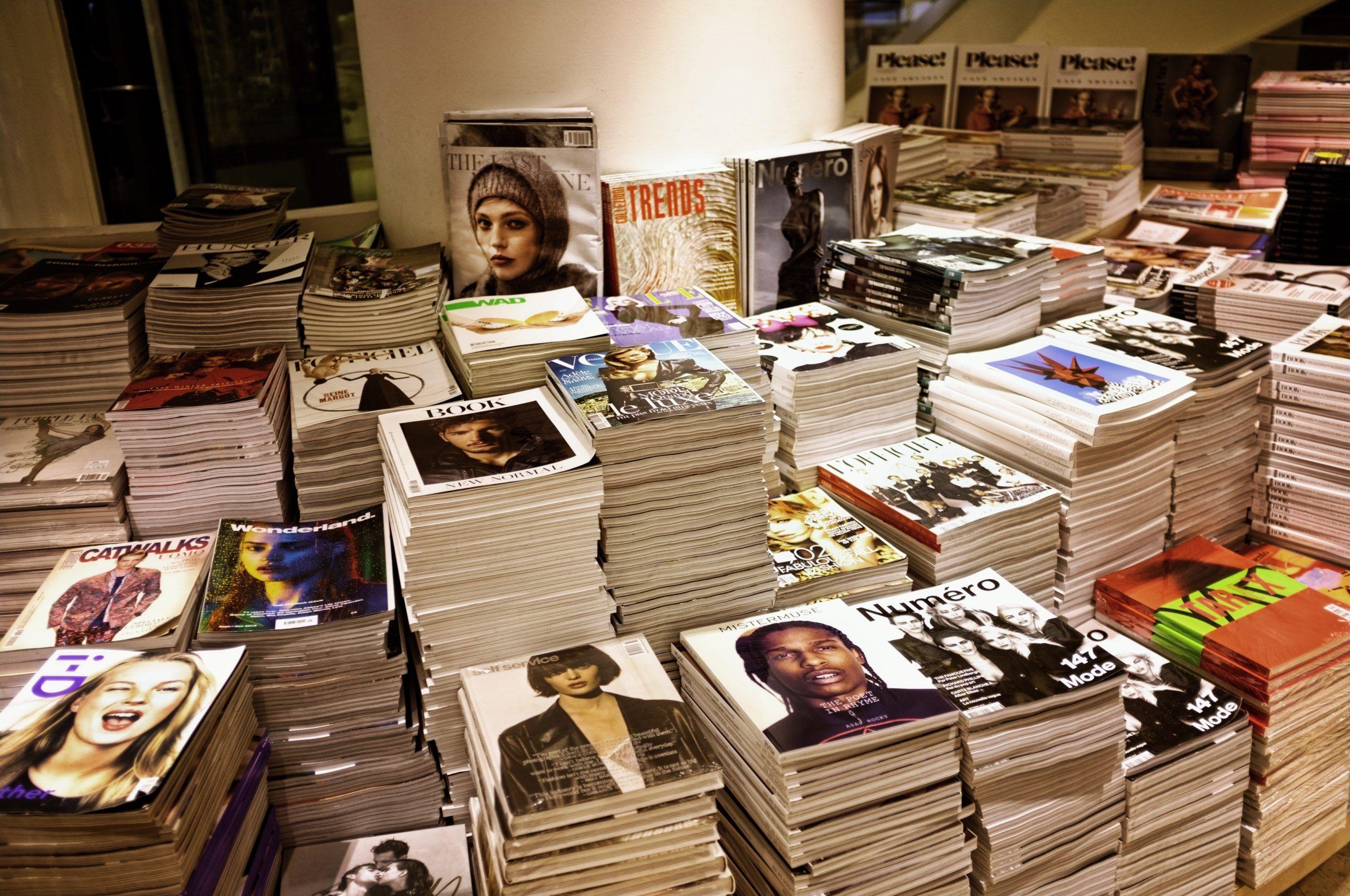why produce a magazine