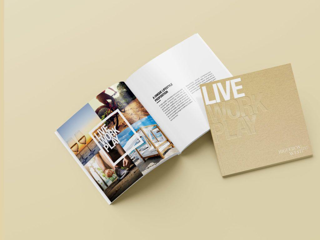 brochure content