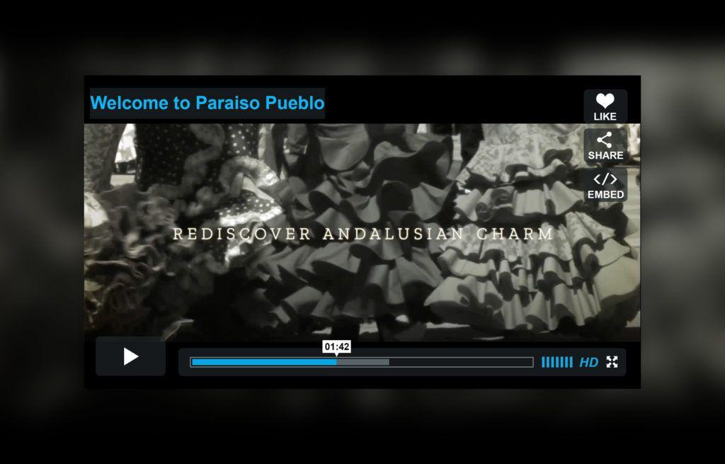 Vimeo preview
