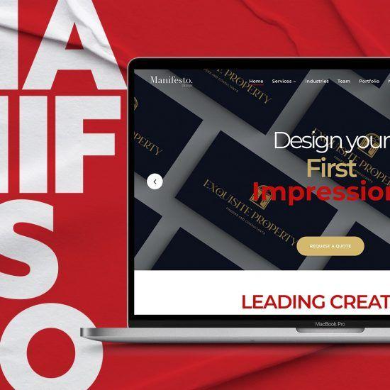 manifesto design website seo
